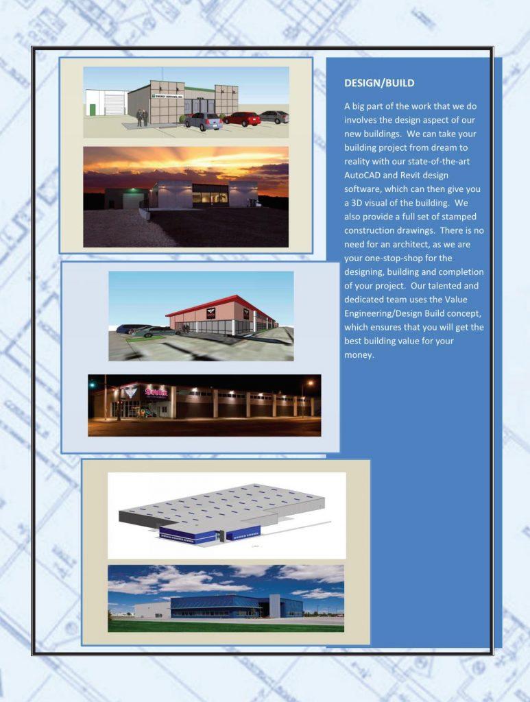 Evans Building Co., Inc. Portfolio